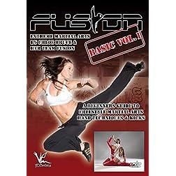 Fusion - Extreme Martial Arts Basic Volume 1: Hand Techniques & Kicks