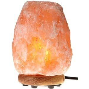Himalayan Pink Salt Lamp - 7 to 10 lbs