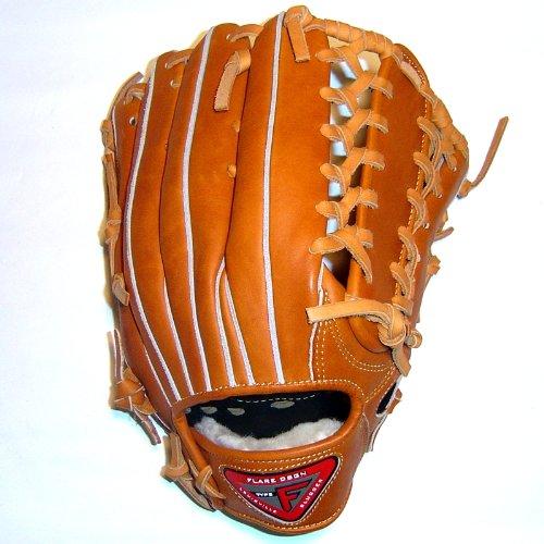 Louisville Flare Outfield Glove : Louisville slugger fl c flare horween outfield