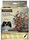 マイクロソフト ワイヤレス ゲーム コントローラー Xbox 360 Wireless Controller for Windows ブラック JR9-00009 モンスターハンター フロンティア オンライン スペシャル エディション