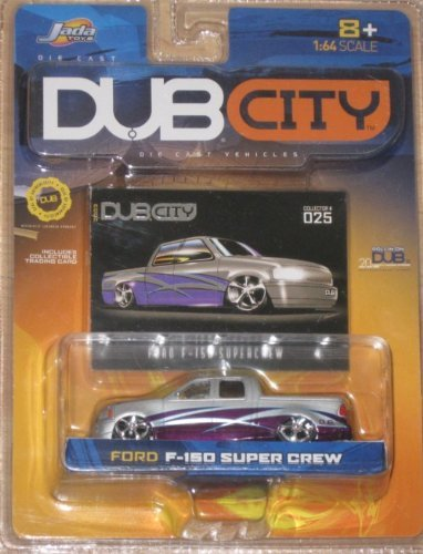 Jada Dub City 1:64 FORD F-150 SUPER CREW