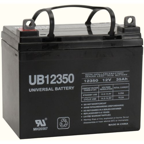 12V 35Ah Revolution Mobility Liberty 522 Folding Power Chair Battery
