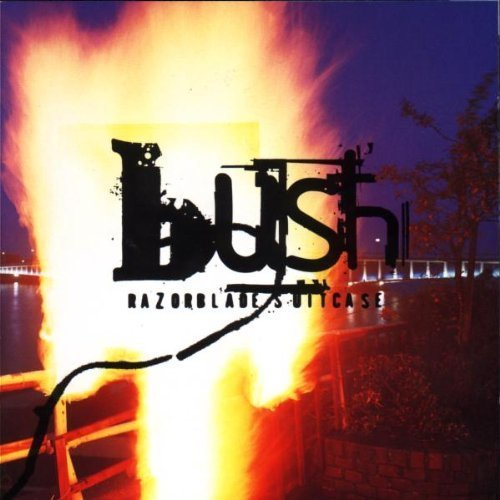 Razorblade Suitcase by Bush (1996) Audio CD