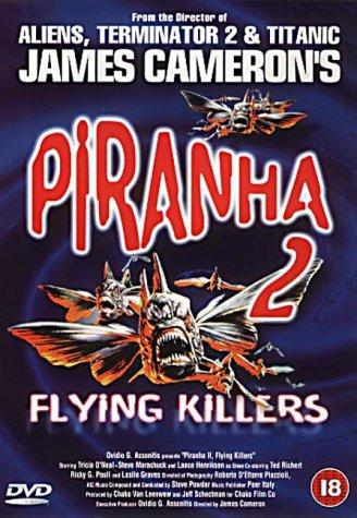 Piranha Part Two: The Spawning / Пираньи 2: Нерест (1981)