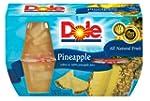 Dole Pineapple Fruit Bowl Tidbits in...