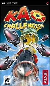 Kao Challenger - PlayStation Portable