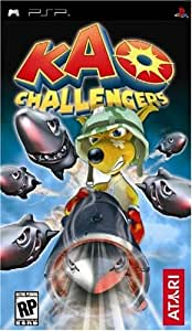 Kao Challenger - PlayStation Portable