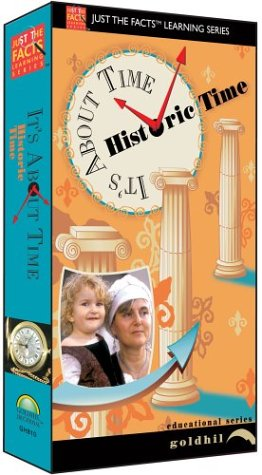 Just the Facts: It's About Time - Historic Time [VHS] [Import]