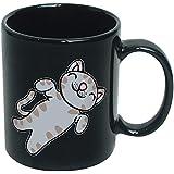 ICUP Big Bang Theory Soft Kitty Coffee Mug, Black