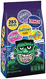 Nestle Assorted Halloween Chocolate & Sugar Candy, 93.5 Ounce