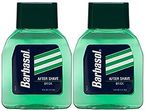 Barbasol After Shave-Brisk-5 oz