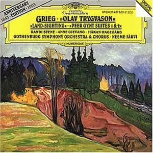 Grieg: Olav Trygvason