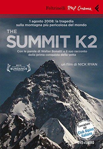 The Summit K2. DVD. Con libro