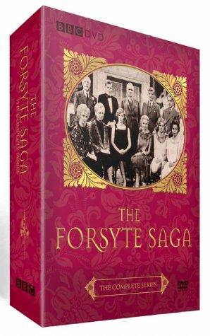 The Forsyte Saga - Complete Series 1-7 Box Set [DVD] [1967]