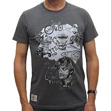 Primo Good Times (Mens) Guy Martin T-Shirt
