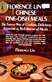 img - for Florence Lin's One-dish Meals book / textbook / text book