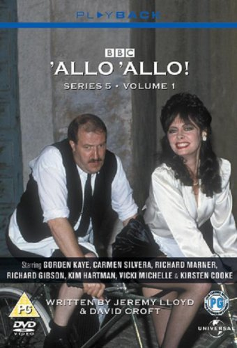 'Allo 'Allo! – Series 5 – Volume 1 [1988] [DVD]