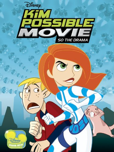Disney's Kim Possible Movie: So the Drama