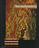 Fundamentals of Thermodynamics (047118361X) by Richard E. Sonntag