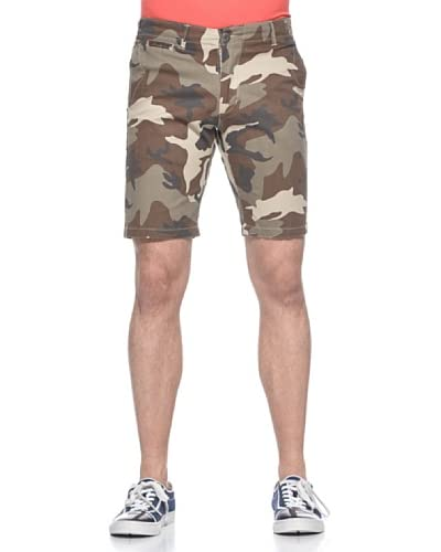 Hot Buttered Bermuda Easy Camouflage [Beige]
