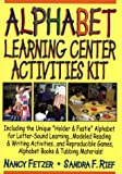 img - for Alphabet Learning Center Activities Kit book / textbook / text book