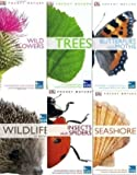 Complete Pocket Nature Guides Box Set Collection. RSPB Pocket Nature Guides to British and European: Wild Flowers; Trees; Seashore; Insects and Spiders; Fungi; Butterflies and Moths. RRP £51.94 (RSPB Pocket Nature)