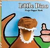 Little Dino Finger Puppet Book (Finger Puppet Brd Bks)