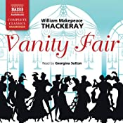 Vanity Fair: A Novel without a Hero Audiobook