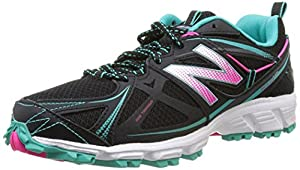 New Balance Wt610 B V3, Chaussures de running femme - Noir (Bg3 Black/Green), 36 EU (5.5 US)