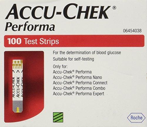 Rocheoper Ltd Accu Chek Performa X 100 (Without Chip)