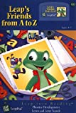 LeapFrog LeapPad Book: Leap's Friends from A to Z
