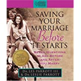 Saving Your Marriage before It Startsby Les Parrott