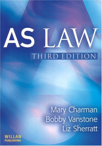 As Law Third Edition