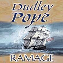 Ramage (       UNABRIDGED) by Dudley Pope Narrated by Steven Crossley