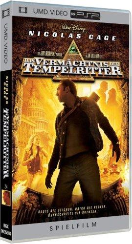 Das Vermächtnis der Tempelritter [UMD Universal Media Disc]