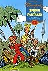 Spirou et Fantasio l'Intégrale, Tome 1 : Les débuts d'un dessinateur : 1946-1950 par Franquin