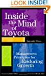Inside the Mind of Toyota: Management...