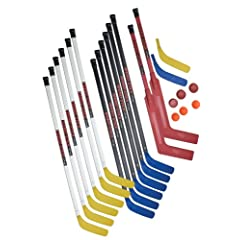 Buy Champion Sports Rhino Stick Senior Hockey Set by Champion Sports