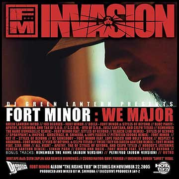 Fort Minor - We Major (mixtape) - Zortam Music