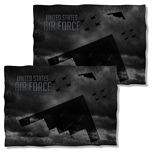 Stealth -- U.S. Air Force -- Pillow Case (Front/Back Print)