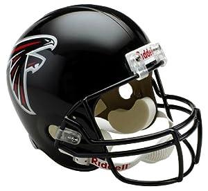 NFL Atlanta Falcons Deluxe Replica Football Helmet by Riddell