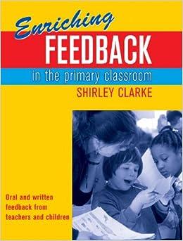 Amazon.com: Enriching Feedback in the Primary Classroom (9780340872581