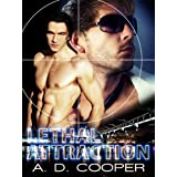 Lethal Attraction (Book 2 of Danger Games) (Gay Erotica)by A. D. Cooper