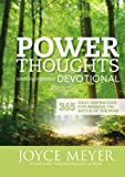 img - for Power Thoughts Devotional: 365 Daily Inspirations for Winning the Battle of the Mind book / textbook / text book