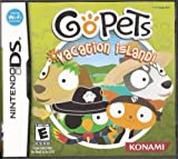 Go Pets Vacation Island (Nintendo DS)