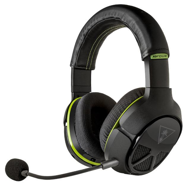 How do i hook up my turtle beach headset