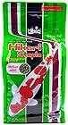 Hikari 4.4-Pound Staple Floating Pellets for Koi and Pond Fish, Medium