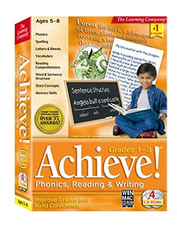 Achieve! Phonics, Reading & Writing Grades 1-3
