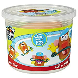 Potato Head A2443E240 Mr Potato Head Fun Tub