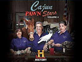 Cajun Pawn Stars Season 4 [HD]